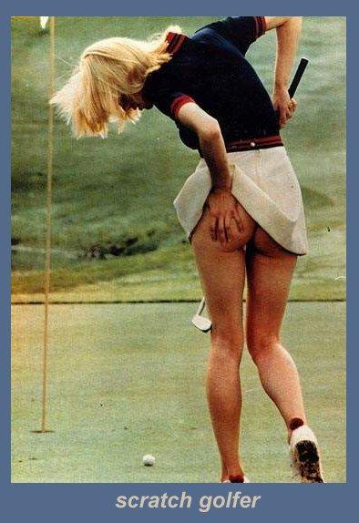 scratch player in golf